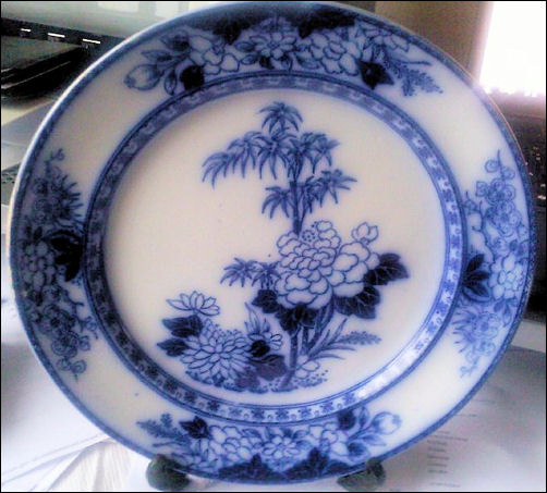 Beech and Hancock plate in the SIAM pattern