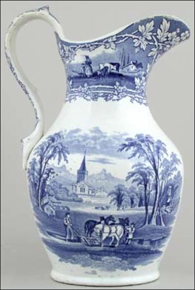 water jug in the UNION pattern -  Venables & Baines