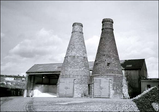 bottle Ovens at Johnson Brothers