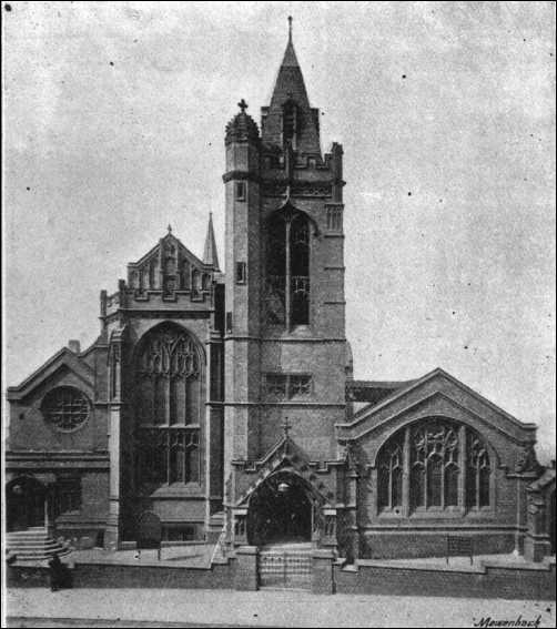 Congregational Independent Tabernacle Church, Hanley