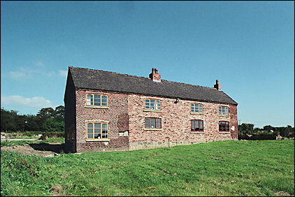 Ford Hayes Farmhouse, Bentilee