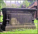 Chest Tomb of Garner Family