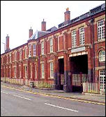 Former Minton Hollins Tile Works