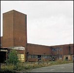 Pithead baths at Chatterley Whitfield