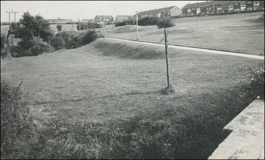 Bentilee valley after reclamation and housing development
