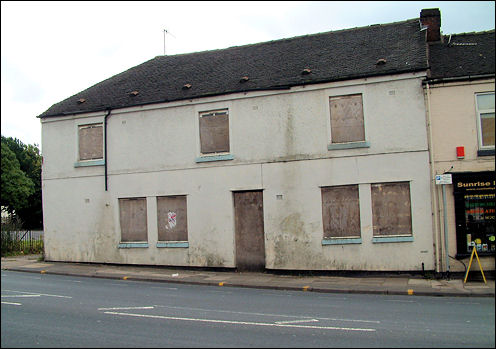 The former Dalehall public house in 2008
