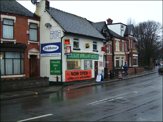 Tollgate News & Off Licence - Stoke Road