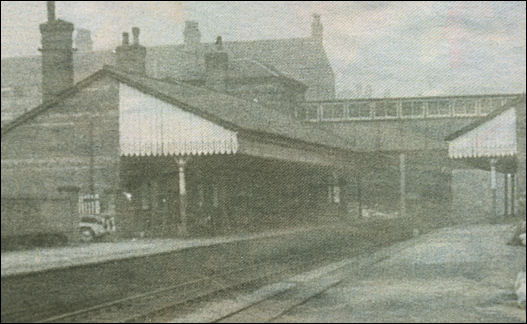 Tunstall Station in 1963