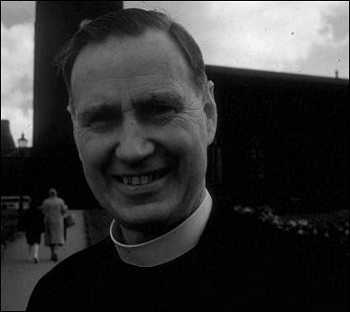 Rev W. Basil Buckland - vicar during the 1960's