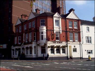 The Albion Hotel - Hanley