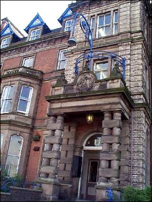 Listed Buildings In Stoke On Trent 46a Town Hall