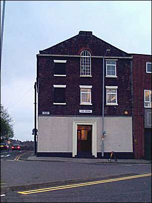 Burslem National School
