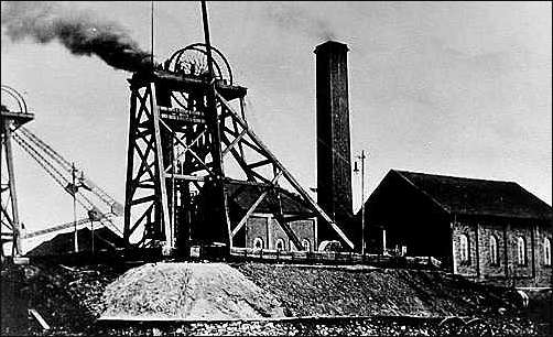 Fenton (Glebe) collieries Ltd. (1865-1964).
