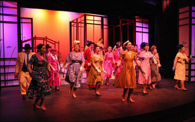 The Porthill Players Present Hot Mikado