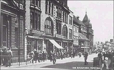 The Boulevard, Tunstall