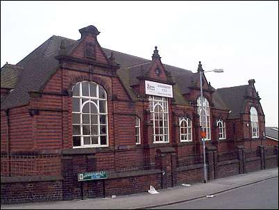 Queensberry School