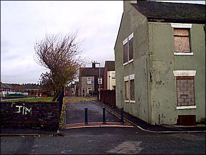 junction of Eastbank Road and Century Street