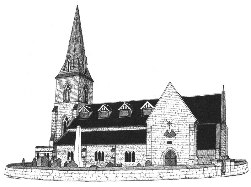 St. Thomas's Church, Penkhull
