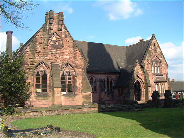 School Rooms to Holy Trinity Church