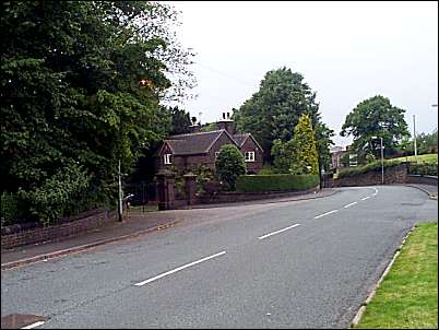 Queens Road, Penkhull - Hartshill