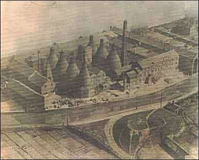 Photograph of the Middleport Works